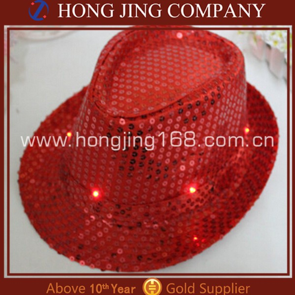 Flashing Led Cap for Party Decoration