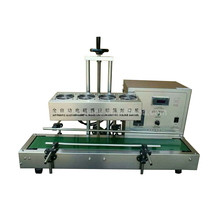 Glass / Plastic Jar Continuous Induction Sealing Machine