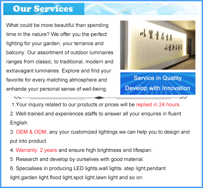 LED Wall outdoor lamp IP54 12W SMD Wall Light