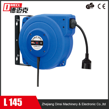 40ft Small Cable Reel Retractable For Tv Buy Hose Reel