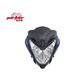 motorcycle head light lamp assy for bajaj pulsar 200NS