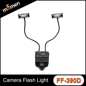 Hot Selling New Model Speedlight Digital Camera Flash Light TTL Mode Two Head Flash Light For Video Shooting Film Photographic