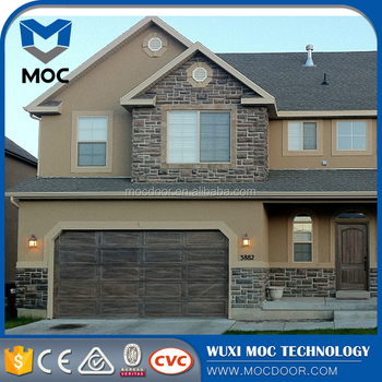 Safe Protection Automatic Sliding Garage Door With Good Quality