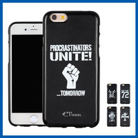 C&T C.TUNES Design black high quality case for iphone 6s tpu mobile cover