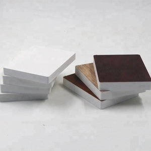 20mm laminated foam pvc board for furniture