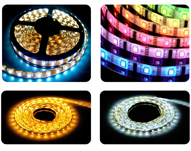 product-Leimove-Wholesale high quality long life rgb smd led strip light for lighting decoration-img