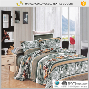 Superior Quality Sheets Bed Turkey Made Bedding Set With Angel Print