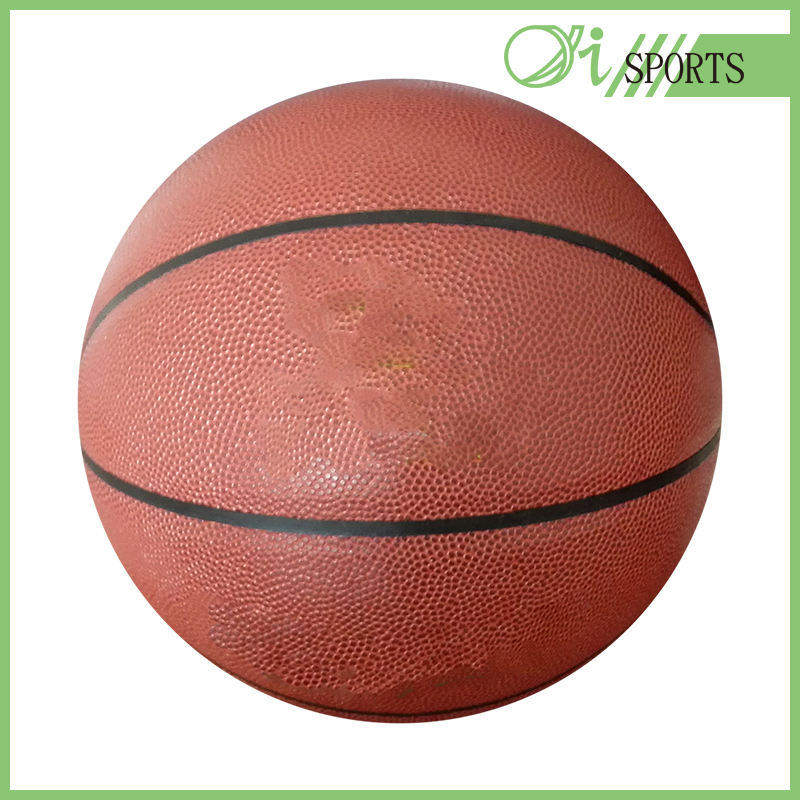 Promotion card operated gifts branded basketball