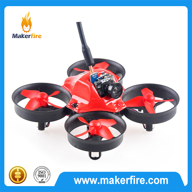 RC hobby in China tiny whoop with Makerfire F3 EVO Brushed flight controller