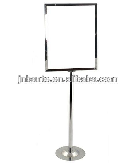 Durable Angle Iron Sign Frame
