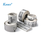 Kinmit Best Price Self Adhesive Preprinted Bar Code Labels