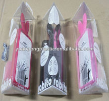 triangle box packaging for baby gift