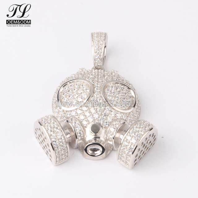 Lab made pendants source quality lab made pendants from global lab oem odm micro pave pendant lab made diamond hip hop jewelryplatinum hip hop jewelry aloadofball Images