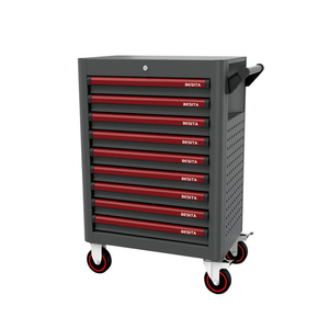 380PCS Car Repair high quality auto repair shop trolley with drawer tool cabinet