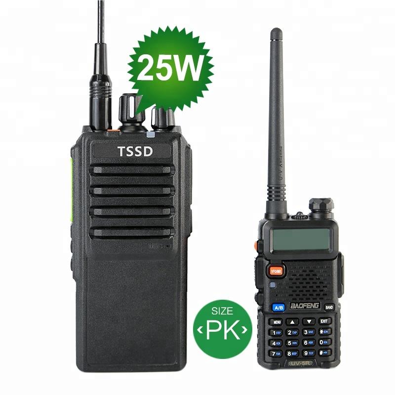 Radio Communicator Long Range 15km Walkie Talkie TSSD TS-X9250