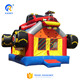 PVC tarpaulin customized design monster truck inflatable bouncer,kids inflatable jumping castle with factory price