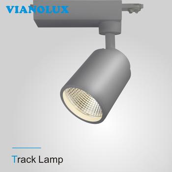 High Value Saa Cob Recessed 30w 35w 40w Fixed Rail Track Lighting Fixtures