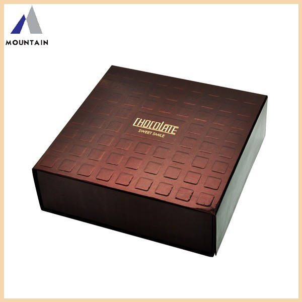 embossing oem atractive Paper perfume printing package paper box with gloss finished made in China supplier/manufacturer