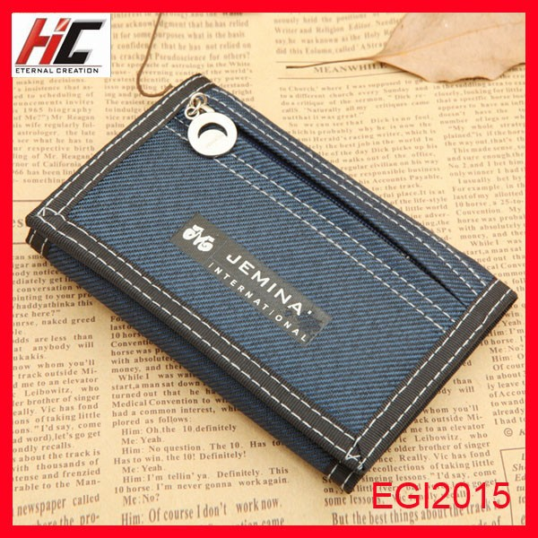 alibaba china high-quaility fashion leisure vintage retro magic canvas <strong>wallet</strong> for teens