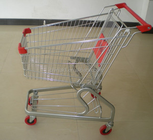Korea shopping cart trolley