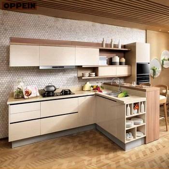 Modern Modular Home Kitchen Cupboard Cabinet Designs ...