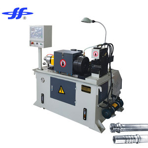 Available Installation Hydraulic Taper Tube End Forming Machine