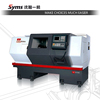 high speed horizontal competitive price cnc lathe machine