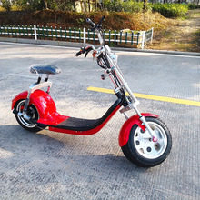 2018 fashion police use 12 inch fat tire two wheel electric chariot covered electric scooter