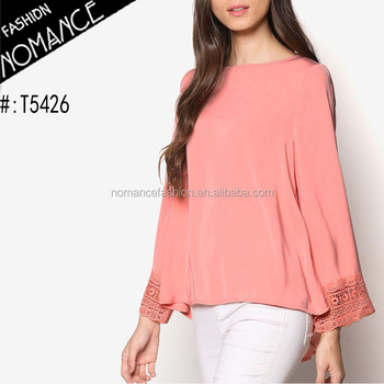 c7fe6b1da3316a Ladies New Stylish Casual Tops From China - Buy Ladies Tops From ...