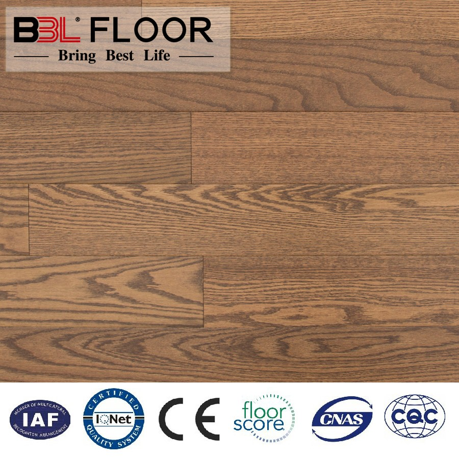 hot sale & high quality cd grade russian oak engineered 3 layer wood flooring with great comfort