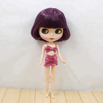 Blyth clothes summer bra swimsuit swim trunks suit for azone body 11inch dolls