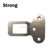 high quality OEM stamped sheet metal bending parts with hook