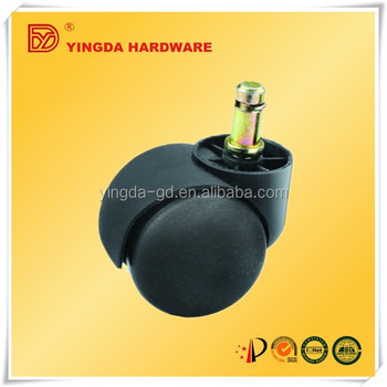 Heavy Duty Office Chair Casters/rubber Office Chair Casters/decorative Furniture  Casters