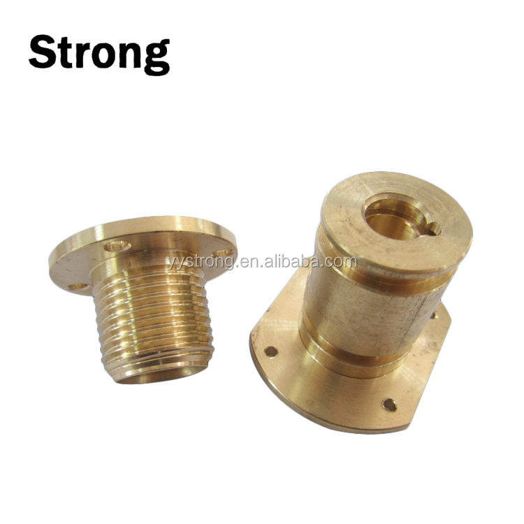 custom china manufacturer small quantity accepted CNC machined part have own factory