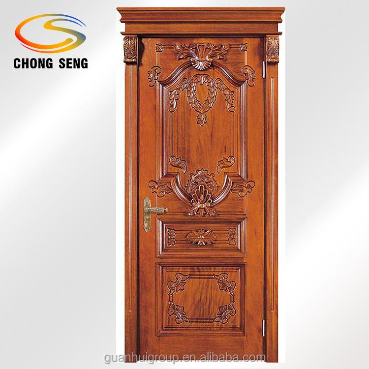 Simple Design Iran Wooden Doors