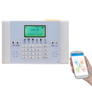 gsm /cdma home security alarm system 315/433 mhz(BL6000)