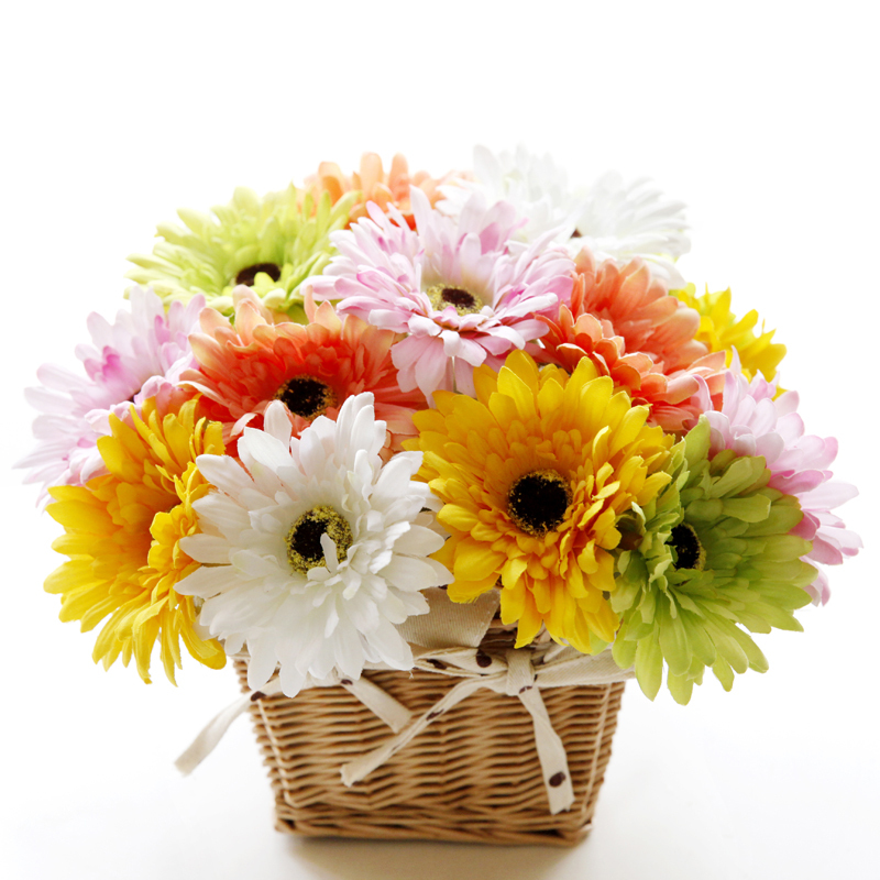 Cheap Silk Gerbera Daisy Bouquet, find Silk Gerbera Daisy Bouquet ...