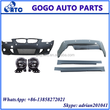 FOR BMW5 E60 / M-TECH 2003-2009 FRONT AND REAR BODY KITS