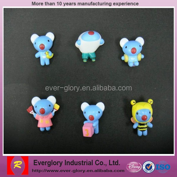 TPR cheap small promotional plastic animal toys