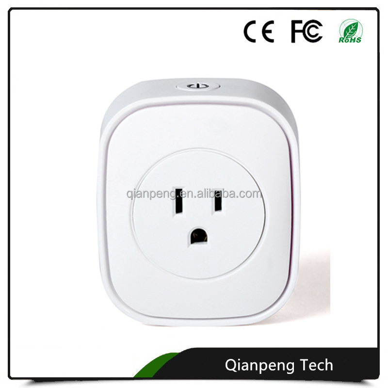 2017 Newest IOT Smart Home Automation Zigbee HA1.2 US Smart Socket Plug