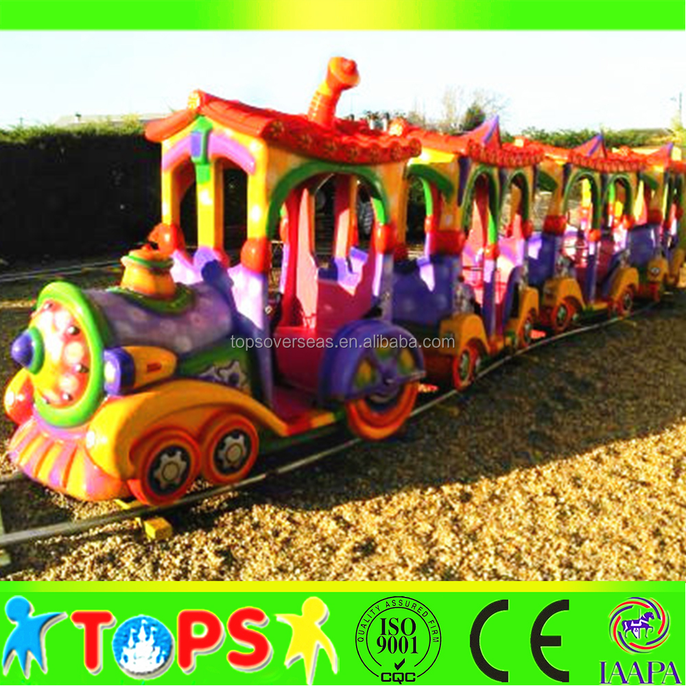 Outdoor Lighted Christmas Train Super