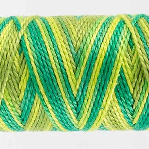Lazy Lizard WonderFil Specialty Threads Sue Spargo Eleganza 2-ply #8 Perle Cotton solids
