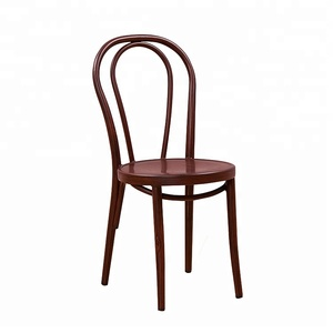 Wholesale restaurant dining stackable thonet chair