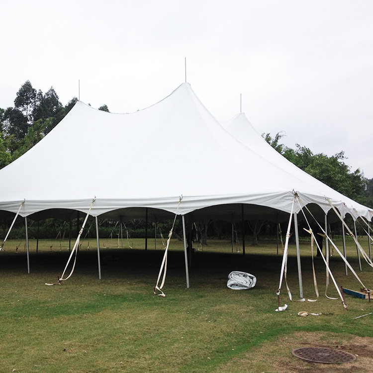 COSCO Custom Outdoor Peg and Pole Event Tent Large Circus Party Tent