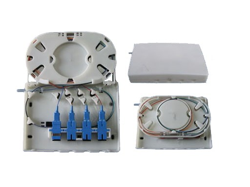 4/8/12/16/24/36/48 cores mini ftth terminal box, Supply Outdoor ftth optical terminal box FTB