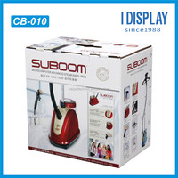 Retail Paper Packaging Boxes For Vacuum Cleaner , Electronic Products Packing