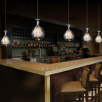 Verre Decoratif Personnalise Suspension Eclairage Interieur Lampe