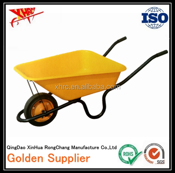 cheap plastic pneumatic tube carrier wheelbarrow