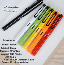 JD-C815 hot-selling plastic fountain pen cheap nice business gift office Fountain pen with customized logo