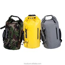High quality Tarpaulin waterproof kayak deck bag dry sack camping dry bag